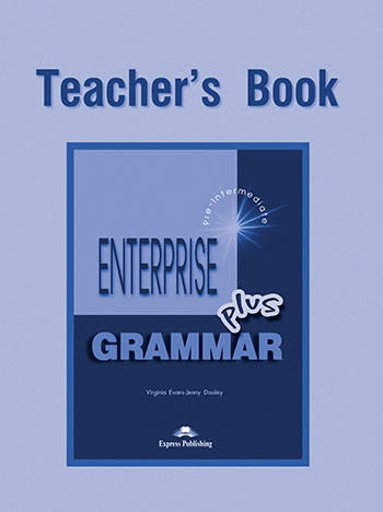 Enterprise Plus - Grammar Book (Teacher's, EN)