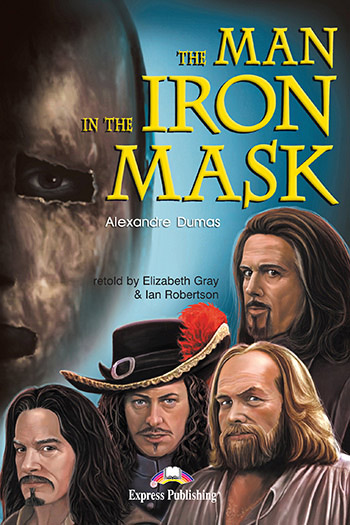 The Man in the Iron Mask - Reader