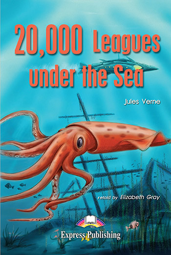 20,000 Leagues Under the Sea - Reader (+ Audio CDs)