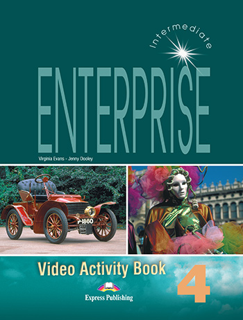 Enterprise 4 - Video Activity Book