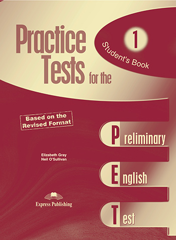 Practice Tests for the PET - Student's Book