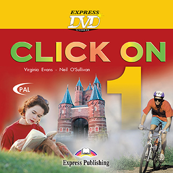 Click On 1b - DVD Video PAL
