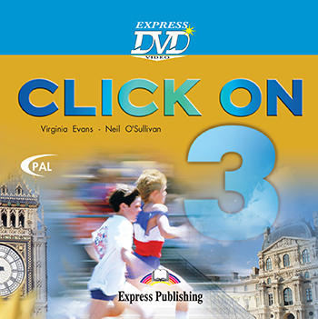 Click On 3b - DVD Video PAL