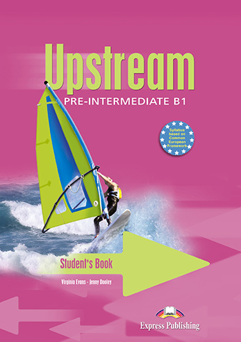 Upstream Pre-Intermediate B1 (1st Edition) - Student's Book