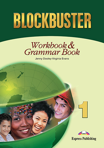 Blockbuster 1  - Workbook & Grammar Book