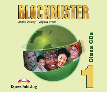 Blockbuster 1  - Class Audio CDs (set of 4)