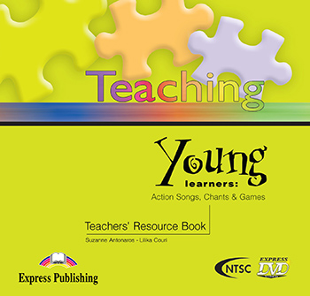 Teaching Young Learners: Action Songs, Chants & Games - DVD Video NTSC