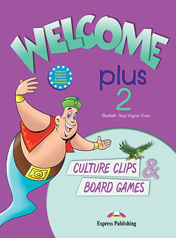 Welcome Plus 2  - Culture Clips & Board Games