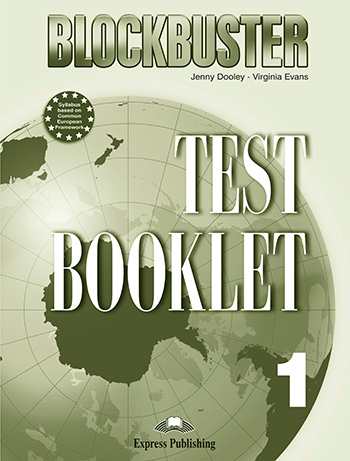 Blockbuster 1  - Test Booklet