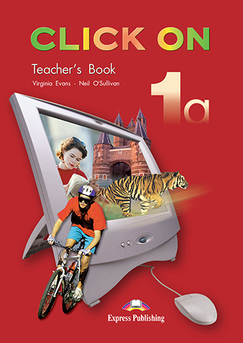 Click On 1a - Teacher's Book (interleaved)
