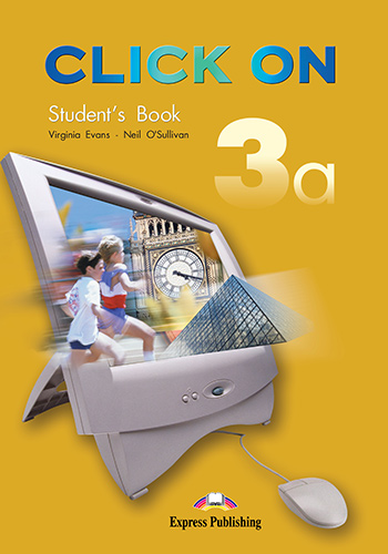 Click On 3a - Student's Book