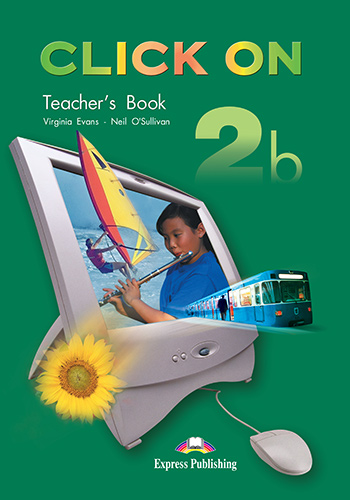 Click On 2b - Teacher's Book (interleaved)
