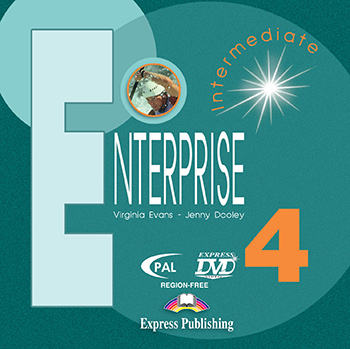 Enterprise 4 - DVD Video PAL