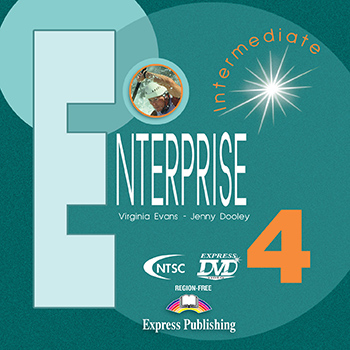 Enterprise 4 - DVD Video NTSC