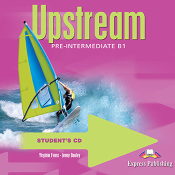 Upstream Pre-Intermediate B1 (1st Edition) - Student's Audio CD