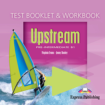Upstream Pre-Intermediate B1 (1st Edition) - Test Booklet & Workbook Audio CD