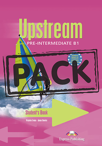 Upstream Pre-Intermediate B1 (1st Edition) - Student's Book (+ Student's Audio CD)