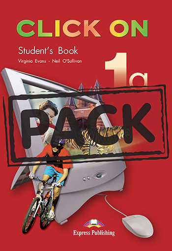 Click On 1a - Student's Book (+ Student's Audio CD)