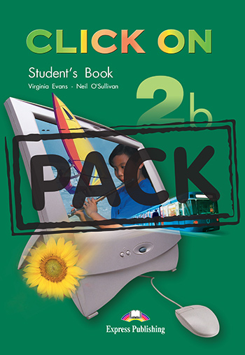 Click On 2b - Student's Book (+ Student's Audio CD)