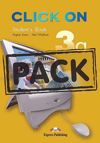 Click On 3a - Student's Book (+ Student's Audio CD)