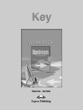 Upstream Pre-Intermediate B1 (1st Edition) - Workbook Key