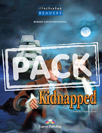 Kidnapped - Reader (+ Audio CD)