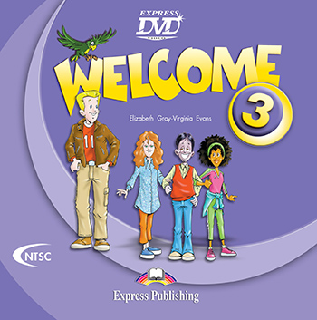 Welcome 3 - DVD Video NTSC