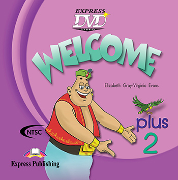 Welcome Plus 2  - DVD Video NTSC