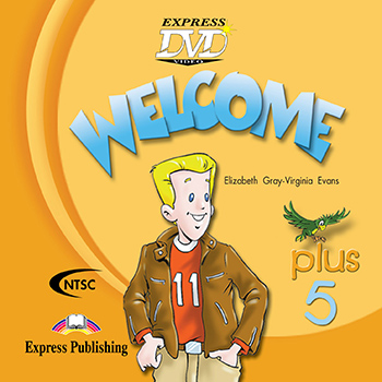 Welcome Plus 5  - DVD Video NTSC