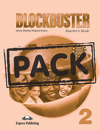 Blockbuster 2  - Teacher's Book (+ Board Games & Posters)