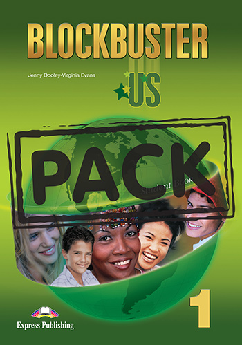 Blockbuster US 1  - Student Book (+ Student's Audio CD)