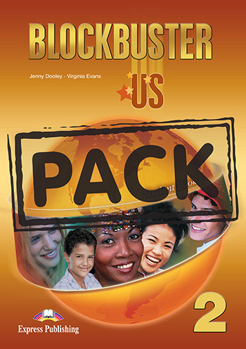 Blockbuster US 2 - Student Book (+ Student's Audio CD)