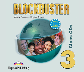 Blockbuster 3  - Class Audio CDs (set of 4)
