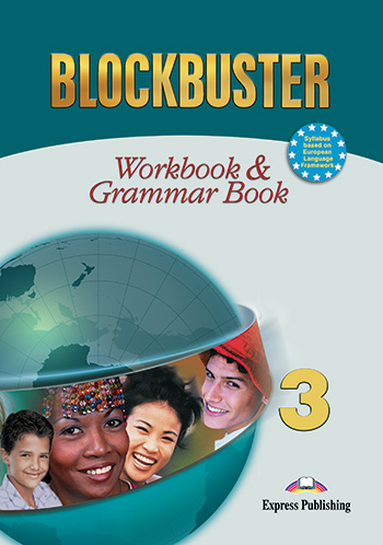 Blockbuster 3  - Workbook & Grammar Book