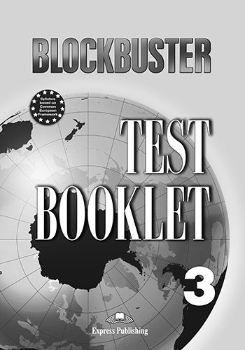 Blockbuster 3  - Test Booklet