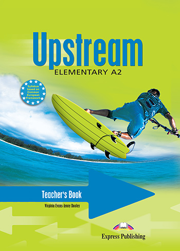 Upstream Elementary A2 (1st Edition) - Teacher's Book (interleaved)