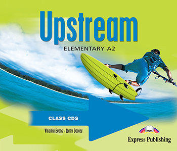 Upstream Elementary A2 (1st Edition) - Class Audio CDs (set of 3)