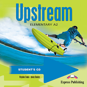 Upstream Elementary A2 (1st Edition) - Student's Audio CD