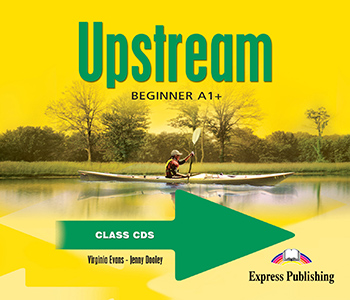 Upstream Beginner A1+ (1st Edition) - Class Audio CDs (set of 3)