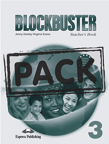 Blockbuster 3 - Teacher's Book (+ Board Games & Posters)