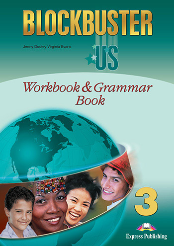 Blockbuster US 3 - Workbook & Grammar Book