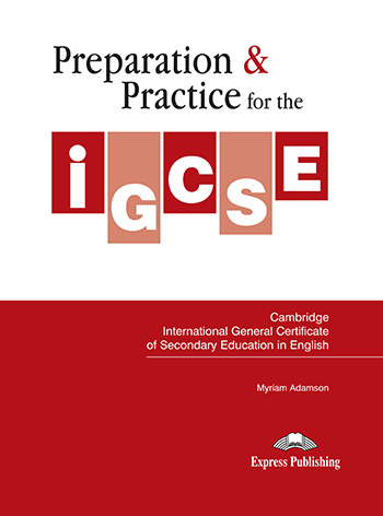 Preparation & Practice for the IGCSE in English   - Student's Book