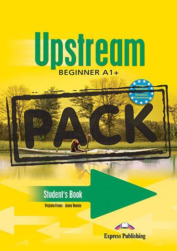 Upstream Beginner A1+ (1st Edition) - Student's Book (+ Student's Audio CD)