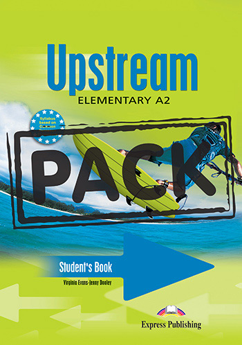 Upstream Elementary A2 (1st Edition) - Student's Book (+ Student's Audio CD)