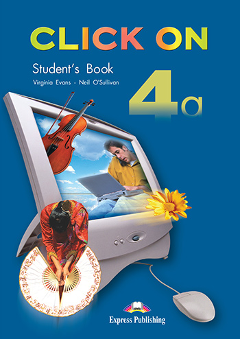 Click On 4a - Student's Book