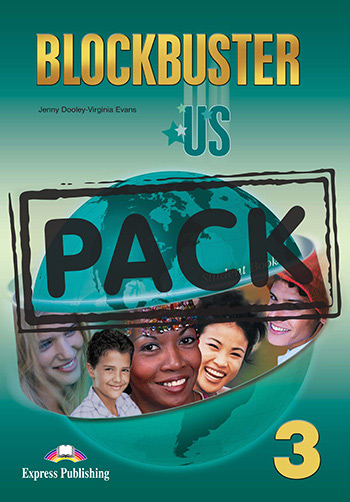 Blockbuster US 3 - Student Book (+ Student's Audio CD)