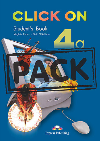 Click On 4a - Student's Book (+ Student's Audio CD)