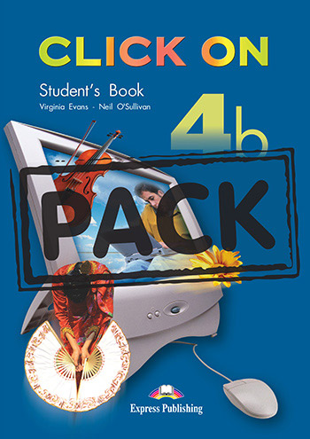 Click On 4b - Student's Book (+ Student's Audio CD)