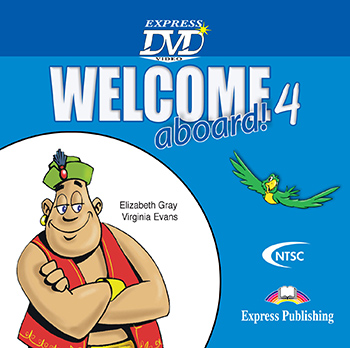 Welcome Aboard 4 - DVD Video NTSC