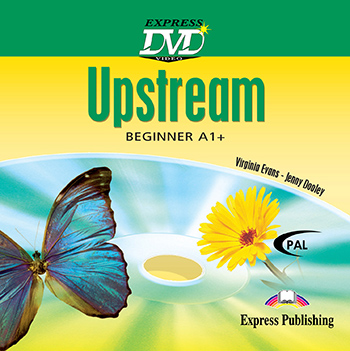 Upstream Beginner A1+ (1st Edition) - DVD Video (PAL)